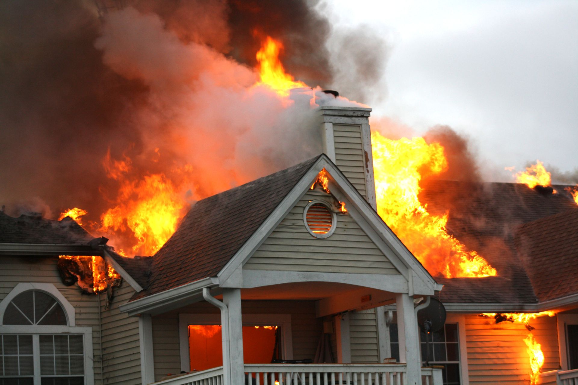 Home Security Alarms Fire Protection